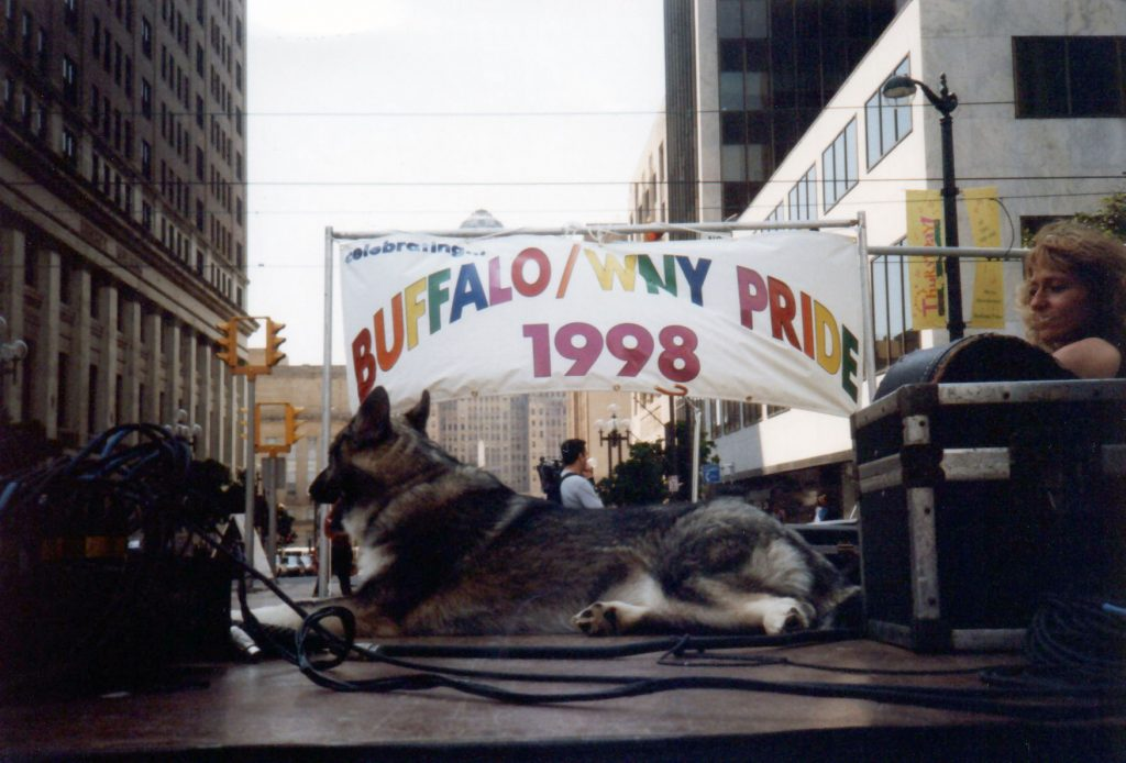 Buffalo Pride Week - History