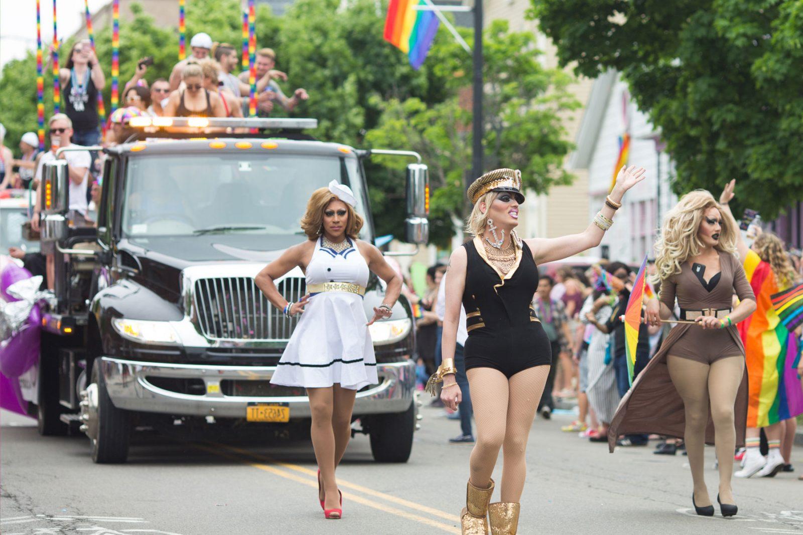 Buffalo Pride Week - The Parade